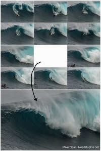 Best barrel ever on a SUP ????