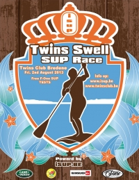 Twins Swell SUP Race