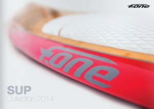 F-One 2014 SUP collection catalogus
