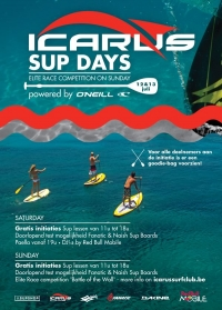 Icarus Sup Days 12/13 July