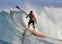 SUP tips: How to turn your stand up paddle board in the surf
