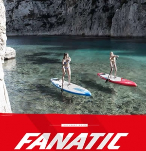 Fanatic 2015 SUP catalogue