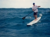 SUP Tip: Catching waves and bumps