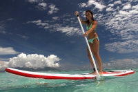 F-One Matira inflatable SUP's