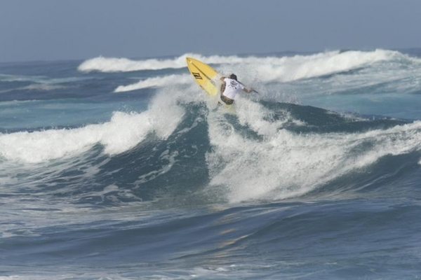 The Sunset Beach Pro 2015 with Naish