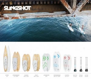 Slingshot: Introducing 2015 SUP