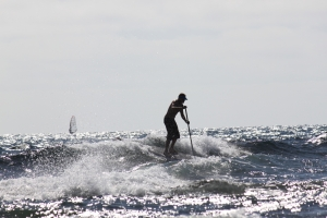 Finless SUP session