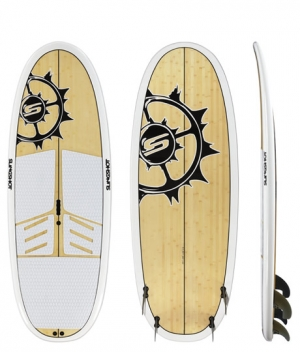 Space Pickle - Surf/Wake/Paddle