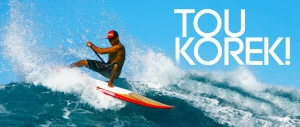 F-One SUP video: Tou Korek !