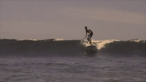 Lazy Sunday's:  Todd Roof SUP Nosara, Costa Rica
