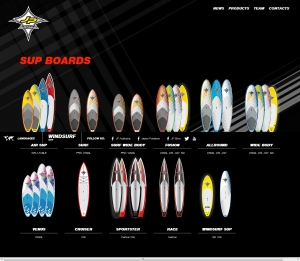 JP-Australia 2014 SUP boards