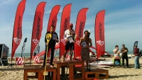 Uitslag North Sea SUP CUP 2015