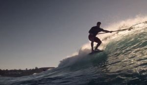 Tom Carroll Paddle Surf