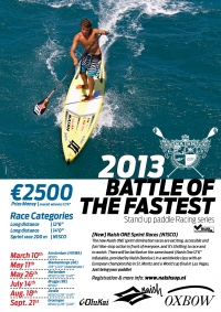 Battle of the Fastest 2013 by Naish & Oxbow